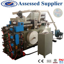 Machine to make disposable paper plates/tray/coaster