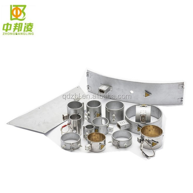 mica heater ring band heaters for plastic extrusion blowing machine