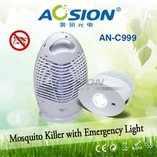 battery mosquito killer lamp with comfortable carry handel