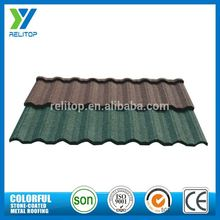 Durable Sand Chip Coated Roof