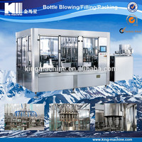 Monoblock 3in1 Water / Beverage Filling Machine / Line