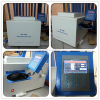 Automatic Feed Energy Tester By Oxygen