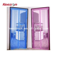 hot sale magnetic mosquito net for door