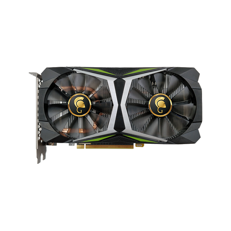Stock Cheap Geforce RTX 2060 6GB GDDR6 192-bit Gaming Mining Graphics Card