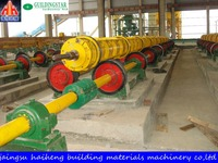concrete pile/pole centrifugal spinning machine