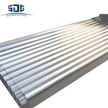 wholesale metal siding galvanized corrugated steel sheet roof sheets price per sheeteel roofing sheet