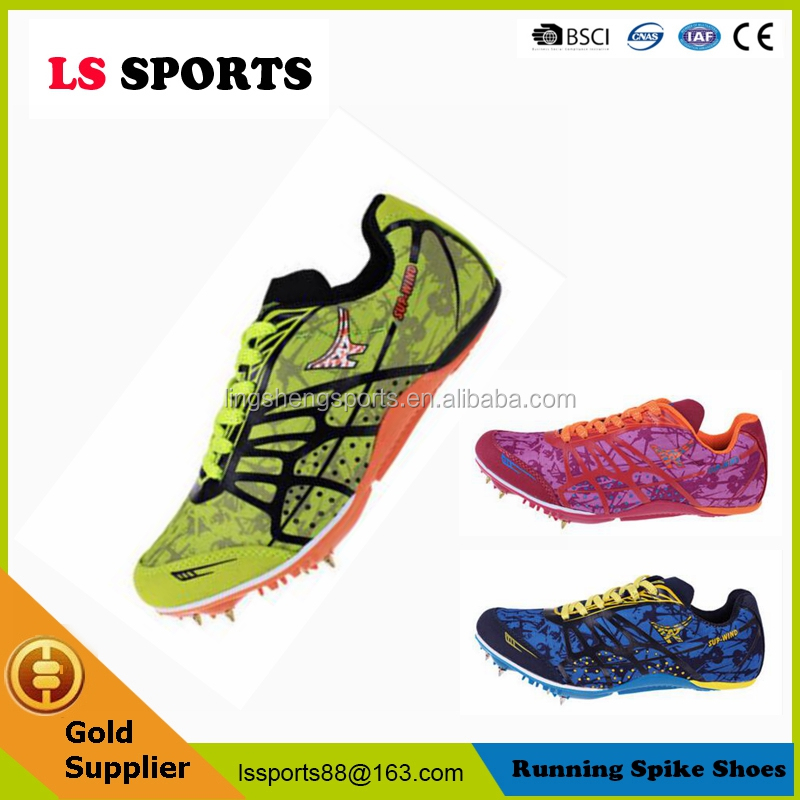 girl's and boy's Size Track Sprint Running Spike Shoes Supreme-198
