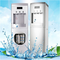 5/7 stages RO filters Electronic cooling hot&cold water dispenser/water cooler