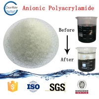 Waste Water Treatment Floccualnt Polyacrylamide Flocculant