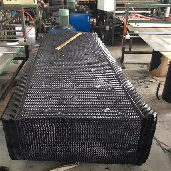 pvc water cooling tower fill types,Cooling tower PVC fill sheet, cooling tower parts