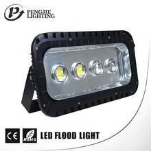 Good performance heat sink aluminum cob led flood light 240w