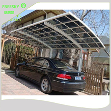metal dome frame mobile aluminum carport canopy with arched roof