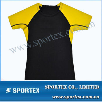 New design Xiamen Sportex kid's surfing top, kid's surfing shirt, kid's surf gear OEM#CP1310