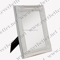 Photo classics handmade wooden Framed Table Mirror