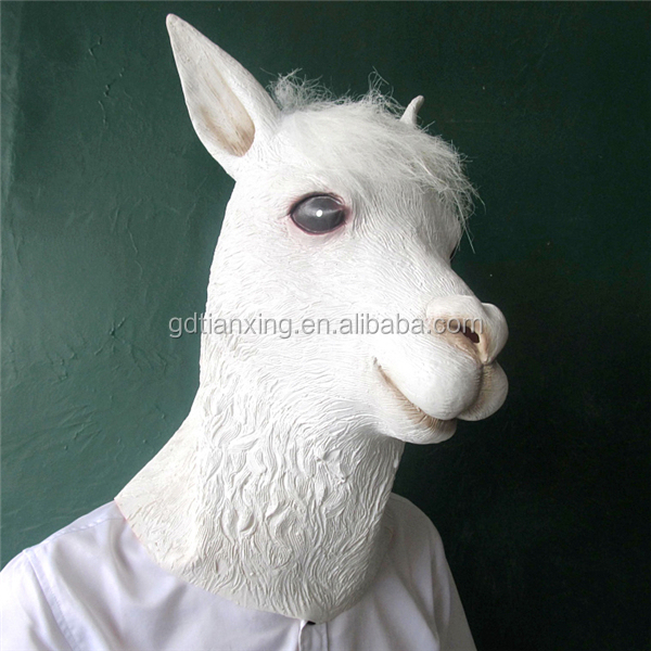 mask Latex rubber nature Creepy gorgeous sheep mask