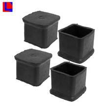 custom with high quality square epdm cr nr ome epdm sbr nbr shape rubber feet for chair