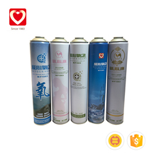 Professional Manufacturer mini gas cylinder empty oxygen bottle