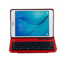 Bee ant pattern Protective Leather Case With Detachable Bluetooth Keyboard For Samsung Galaxy Tab A 8.0inch T350/T351-SA1035
