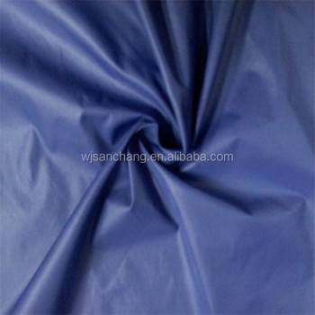 Woven Technics Plain Dyed 380T nylon taffeta fabric ripstop down jacket fabric