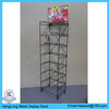7 tier metal hooks candy Hanging display Rack HL-L004