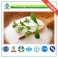 Hot Sale GMP Certificate 100% Pure Natural stevia extract reb a
