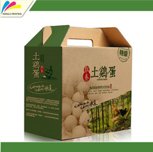 Hot sale low price fruit small folding banana carton box