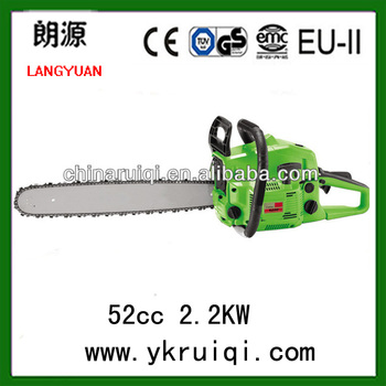 hot sale cheap ChainSaws 5200 with CE and GS and EPA Certification