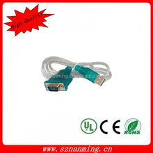 USB to rs232 db9 serial adapter converter cable driver