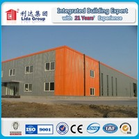 Metal Building Construction Projects Industrial Shed
