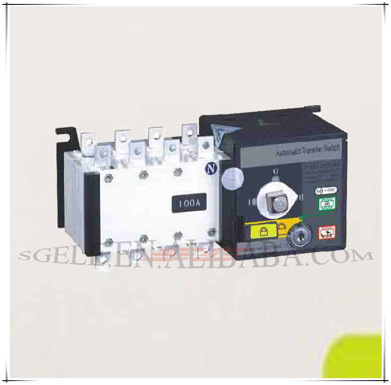 Automatic Change over switch Generator switch ats 16A~3200A