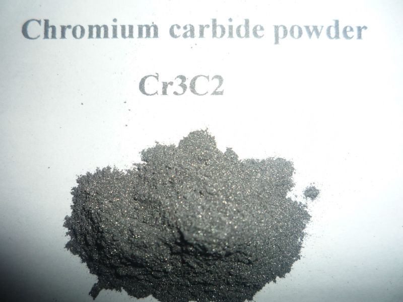 Chromium carbide powder(Cr3c2) mainly used for plasma or the detonation spray coating, the supersonic speed flame spraying)