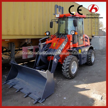 High quality farm machinery mini garden tractor loader