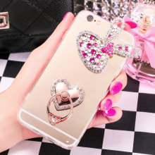 For iPhone 6s Case New Products Beauty Diamond Case Plastic Phone Case
