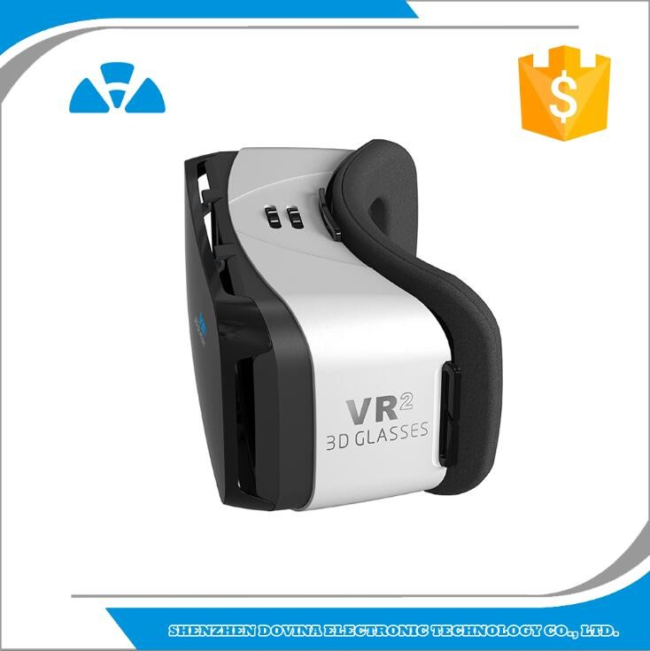 Virtual Reality Headset 3D VR Glasses for 4~6 inch Smartphones iPhone 6 6 Plus, Samsung Galaxy S7 S6 edge, Note 5 4 3