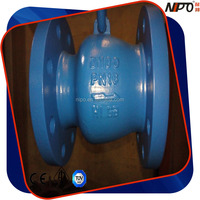 LCB Flanged Non Slam Nozzle Swing Check Valve