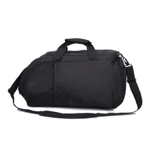 cheap waterproof small gym bags for mens black duffel
