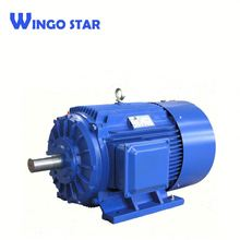 1.5 Kw 2 Hp Electric y Three Phase Motor
