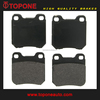 Brake Pad Manufacturer Hot Sale Brake Pad No Noise For CADILLAC GDB1302 9201352 D709