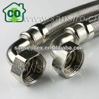 Flexible hose for Water pump,dia19,dia25,dia27,dia33,epdm tube with 304 stainless steel wires braided