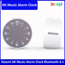Original Xiaomi Mi Music Alarm Clock Bluetooth 4.1 360 Hours Standby Speaker Alarm Clock for Smartphones Mi Digital Clock