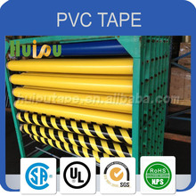 China factory PE non glue caution / warning tape for road marking