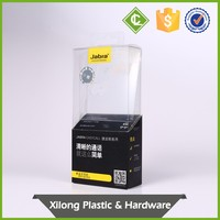 Make To Order Wholesale Price Pp Clear Plastic Gift Box For Phone