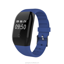 Exports wearable devices 608HR Smartband sports tracking smart bracelet With Incoming Call Function