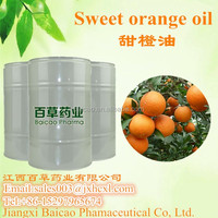 100% Pure and natural orange oil with low price