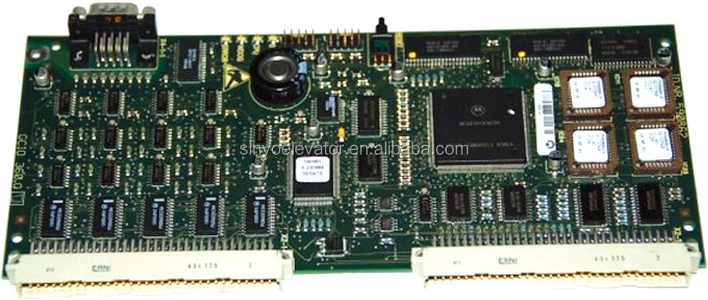 Schindler Elevator PC Board 591873