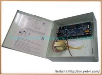 16 zone wired alarm control panel