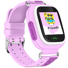 2017 Hot Selling Popular GPS Tracker LBS SOS Cell Phone Calls Kids Smart Watch For Baby Children Kid and Childs