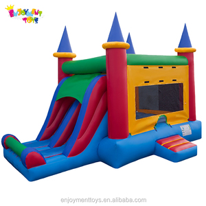 Top sale CE inflatable bouncy castle jumping castle for sale