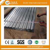 Galvanized corrugated roofing sheets/container house