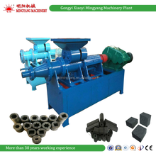 Lowest price BBQ Charcoal Powder And Coal Briquette Making Machine/charcoal Rod Machine/charcoal Powder Extruder